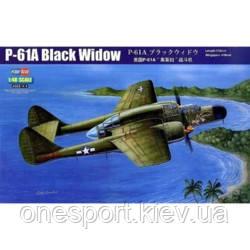 Истребитель P-61A Black Widow + сертификат на 50 грн в подарок (код 200-266637)