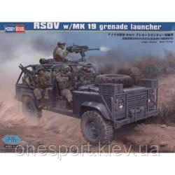 Модель сборная RSOV w/MK 19 grenade launcher (код 200-266674), фото 2