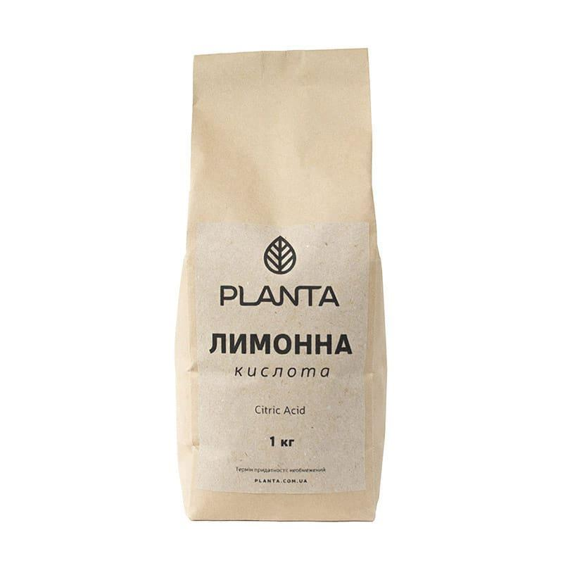 Лимонная кислота Planta 1 кг