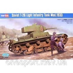 Танк T-26 образца 1933 г. (код 200-266710)