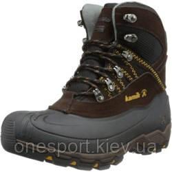 WK0083DBR-7/40 Ботинки зимние SNOWCAVERN KAMIK (-40°) + сертификат на 150 грн в подарок (код 216-140197)
