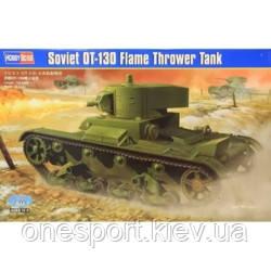 Советский огнеметный танк OT-130 (код 200-266713), фото 2