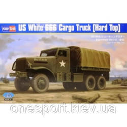 Американский грузовик White 666 Cargo (Hard Top) + сертификат на 50 грн в подарок (код 200-266749)