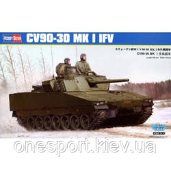Шведская боевая машина пехоты CV90-30 Mk I IFV + сертификат на 50 грн в подарок (код 200-266760)