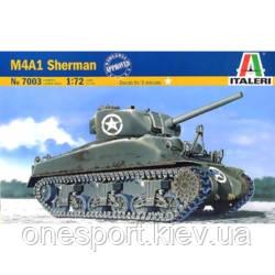 Американский танк M4 Sherman (код 200-373165)