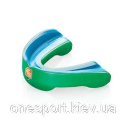 Капа гелевая SHOCK DOCTOR Gel Nano взрослый зелёный (код 179-641667)