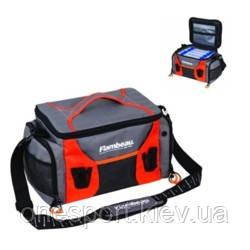 Наплічна Сумка з коробками P40D FLAMBEAU (4 коробки 4007) 35,6х23,5х22,9см + сертифікат на 150 грн в подарунок