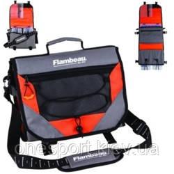 Наплічна Сумка з коробками R43S FLAMBEAU (2 коробки 3303 та 1 4007) 47х24,1х28,6см + сертифікат на 100 грн