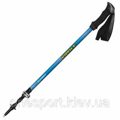 Треккинговые палки Vipole Climber AS QL EVA RH Blue S1826 + сертификат на 100 грн в подарок (код 218-526043)