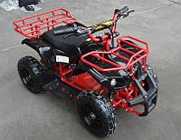 Детский электроквадроцикл Crosser КРАСНЫЙ EATV 90505 1000W/36V 3 передачи вперед 1 назад
