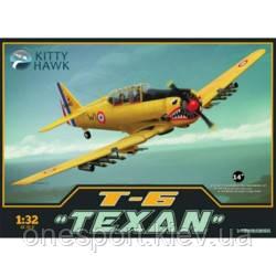 Учебный самолет T-6 Texan + сертификат на 150 грн в подарок (код 200-266813)