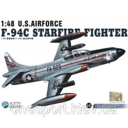 Истребитель F-94C Starfire + сертификат на 50 грн в подарок (код 200-266815), фото 2