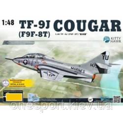 Истребитель TF-9J Cougar + сертификат на 50 грн в подарок (код 200-266820)