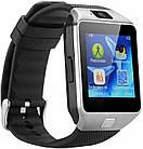 Стильные умные часы Smart Watch DZ09 Bluetooth, фото 6