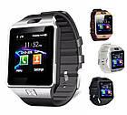 Стильные умные часы Smart Watch DZ09 Bluetooth, фото 7