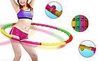 Массажный хулахуп для похудения и коррекции талии Massage Hoop 1108 диаметр 96 см, массажный обруч, фото 6