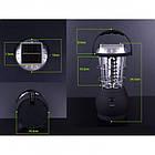 Фонарь кемпинговый на солнечной батареи  Your LS-360 с динамо ручкой (36 диодов), фото 10