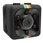 Мини камера OMG SQ11 1080P, цветная камера видео наблюдения с записью звука и ночным видением, фото 6