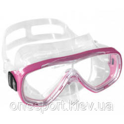 ДВ Cressi мас ONDA CLEARL/PINK (маска) (DN207040) (код 125-373879)