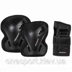 PWR 19 набір захисту (коліна, лікті, зап#039;ястя) 903258 PS One Basic Adult Tri-Pack M (код 125-575596), фото 2