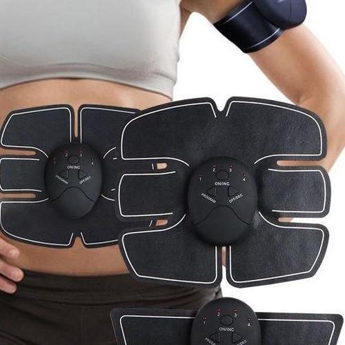 Электрический стимулятор мышц EMS TRAINER, миостимулятор, массажер для пресса, массажер бабочка