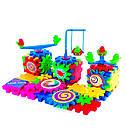 Детский развивающий конструктор Funny Bricks, конструктор для развития, интерактивная игрушка, Фани брикс, фото 6