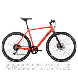 Велосипед Orbea Carpe 20 20 L Red-Black (код 160-647607)