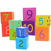 Развивающие игрушки CLASSIC WORLD кубики-трансформеры «Овощи» (20028), фото 5