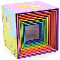 Развивающие игрушки CLASSIC WORLD кубики-трансформеры «Овощи» (20028), фото 10
