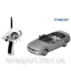Автомодель р/у 1:28 Firelap IW02M-A Ford Mustang 2WD (сірий) + сертифікат на 100 грн в подарунок (код