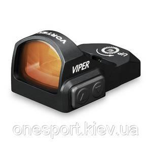 Прицел коллиматорный Vortex Viper 6 MOA (Weaver/Picatinny) + сертификат на 300 грн в подарок (код 218-650095)