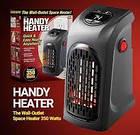 Керамический обогреватель Rovus Handy Heater 400 ват, обогреватель, дуйка, тепловентилятор, фото 3