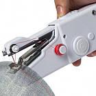 Ручная швейная машинка HANDY STITCH, портативная швейная машинка HANDY STITCH, фото 5