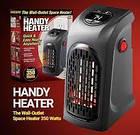Керамический обогреватель Rovus Handy Heater , обогреватель, дуйка, тепловентилятор, фото 2
