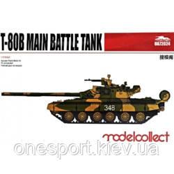 Основной боевой танк Т-80Б (код 200-379551), фото 2