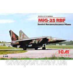 Бомбардировщик МІГ-25РБФ + сертификат на 50 грн в подарок (код 200-533665)
