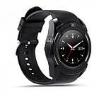 Смарт-часы Smart Watch V8 цвет черный , фото 2