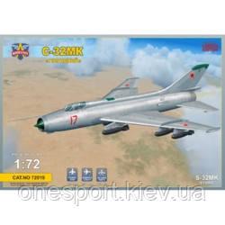 Советский бомбардировщик Сухой С-32МК (код 200-297674)