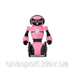 Робот на радиоуправлении WL Toys F1 с гиростабилизацией (розовый) + сертификат на 100 грн в подарок (код