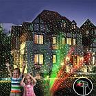 Мощный Лазерный проектор STAR SHOWER Laser Light, праздничное освещение, гирлянда на дом 3mW, фото 2