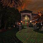 Мощный Лазерный проектор STAR SHOWER Laser Light, праздничное освещение, гирлянда на дом 3mW, фото 4