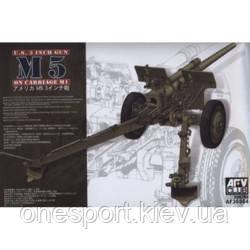 Противотанковая 105 мм пушка M5 на лафете M1 (код 200-297767), фото 2