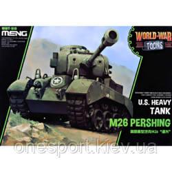 Американський важкий танк M26 Pershing (World War Toons series) (код 200-585667)