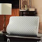 Ортопедическая подушка Comfort Memory Pillow с памятью для здорового и крепкого сна | Original, фото 3