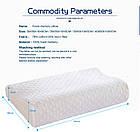Ортопедическая подушка Comfort Memory Pillow с памятью для здорового и крепкого сна | Original, фото 7