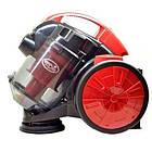 Домашний пылесос Domotec MS 4405 3000Ват, пылесос с колбой, фото 7
