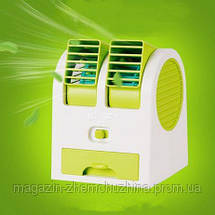 Sale! Мини-кондиционер Conditioning Air Cooler (green)- Новинка, фото 3