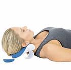 Релаксатор шеи и плеч NECKZEN, массажер для релаксации, подушка для шеи, фото 6