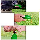 Триммер газонокосилка для травы и кустов Zip Trim беспроводная, газонокосилка портативная, фото 5