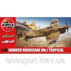 Советский истребитель Hawker Hurricane Mk.1 - Tropical (код 200-391668)